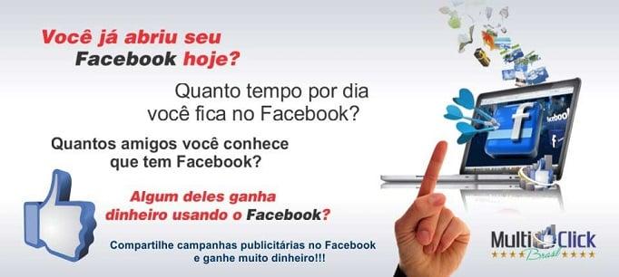 Multi Click Brasil Funciona? É fraude? É golpe? Mentira? Verdade? Pirâmide?